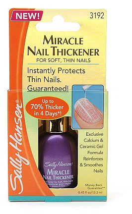 Sally Hansen Miracle Nail Thickener Liquid