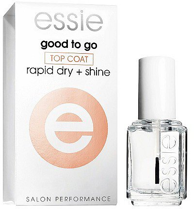 essie Good to Go Top Coat, Rapid Dry + Shine