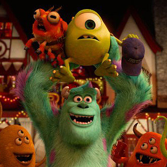Monsters University Wins Box Office