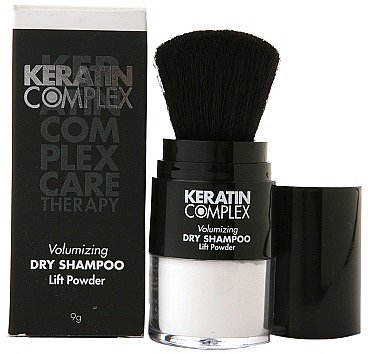 Keratin Complex by Coppola Volumizing Dry Shampoo Lift Powder - White