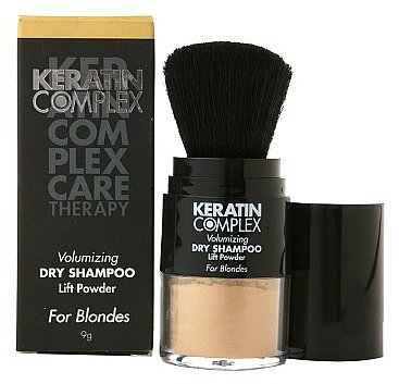 Keratin Complex by Coppola Volumizing Dry Shampoo Lift Powder - For Blondes