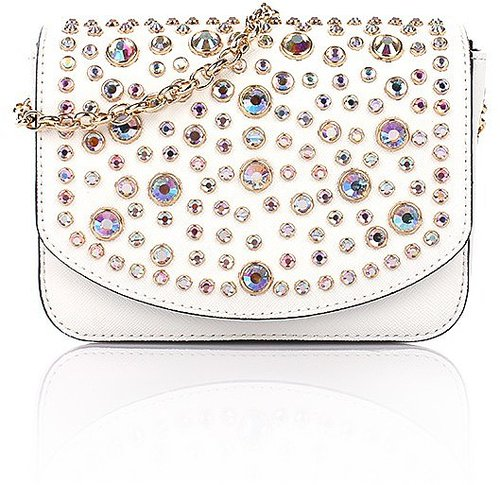 Juicy Couture Sophia Mini Bag White