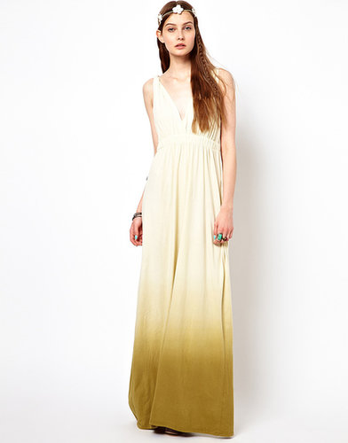 Gypsy 05 Signature Gathered Maxi Dress