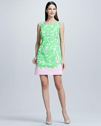 Lilly Pulitzer Capricia Sleeveless Dress