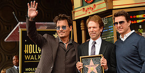 Stars Team Up to Honour Producer Pal Jerry Bruckheimer