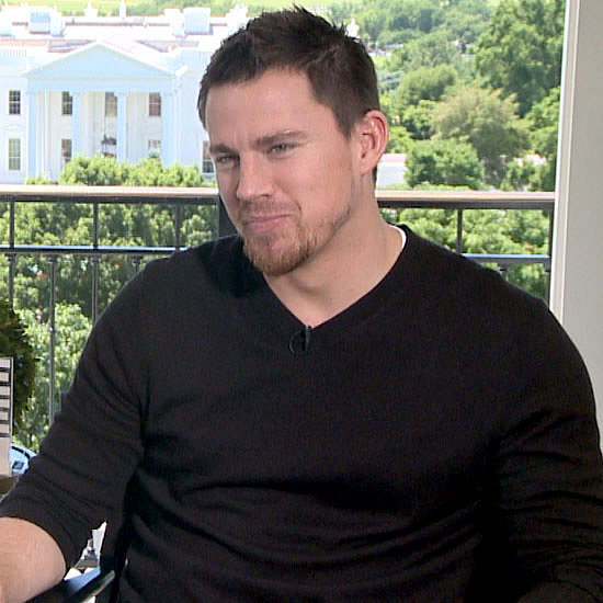 "Channing Tatum Tells Us About Fatherhood: ""I Definitely Know I'm a Different Person"""