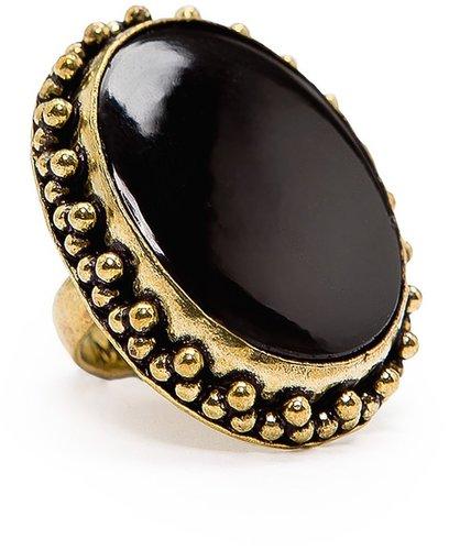 Stone maxi-ring