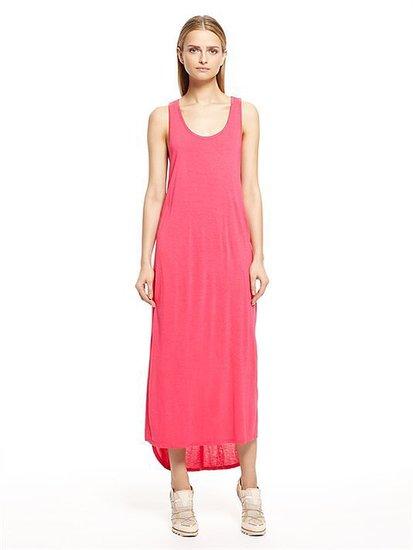 Modern Jersey  High-Low Dress