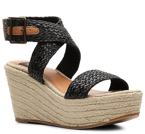 BC Footwear Glass Houses Wedge Sandal