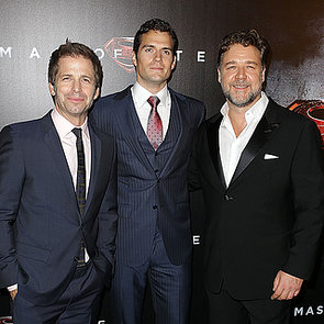 Man of Steel Sydney Premiere Pictures of Henry Cavill
