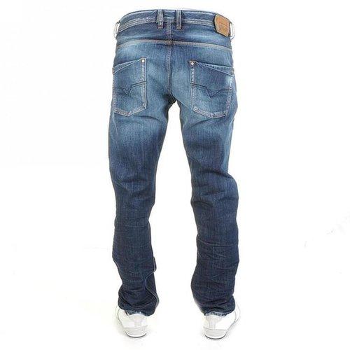 Diesel Krooley 0810L Jeans Blue Denim