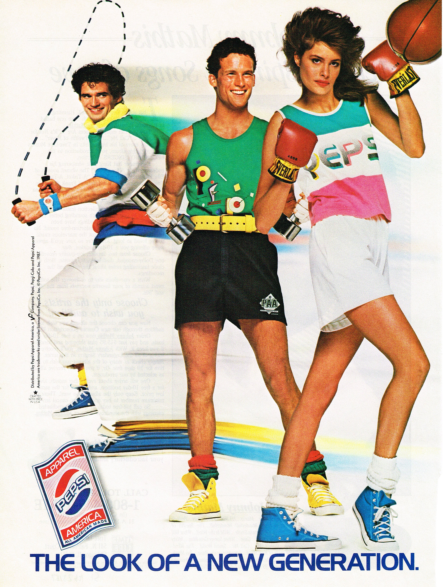 Get your '80s boxing gear ready.