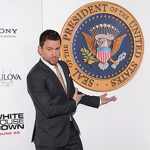 White House Down NYC Premiere Pictures of Channing Tatum