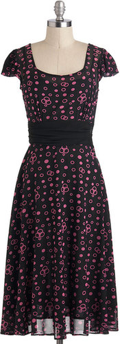 Bettie Page It's Venn Fun Dress