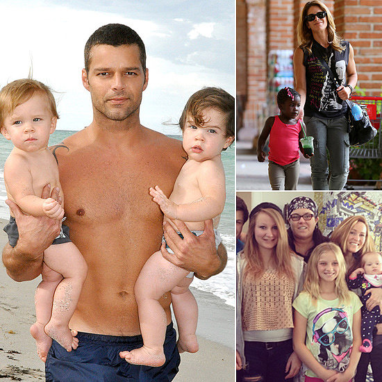 Celebrate Gay Pride With 12 Same-Sex Celeb Parents