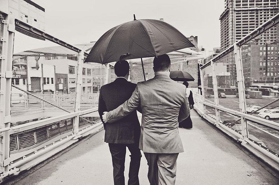 Stephen and Jeremy