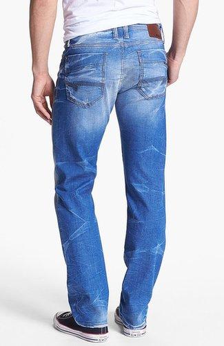 Mavi Jeans 'Zach' Straight Leg Jeans (Ultra Marine)