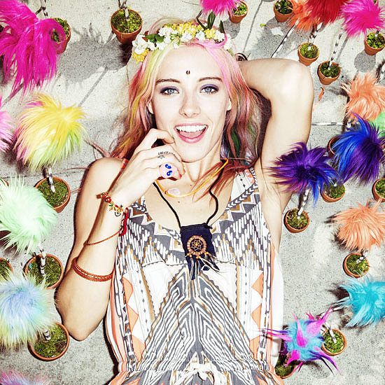 1st Exclusive Look: Chloe Norgaard for MINKPINK Ad Campaign