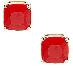 Anna & Ava Square Stud Earrings