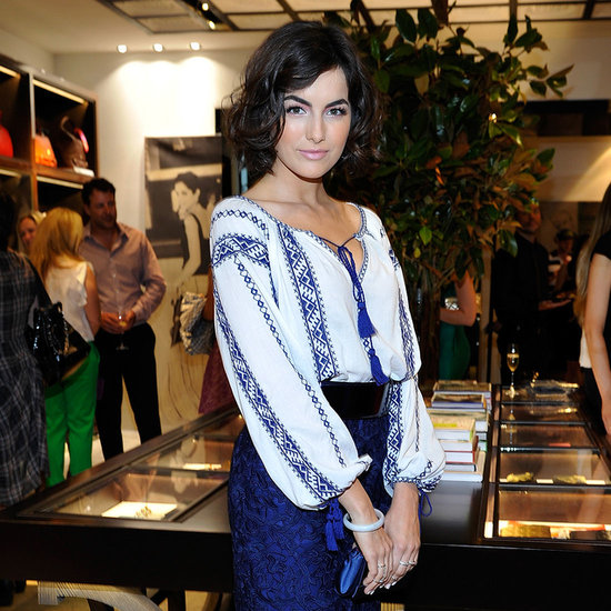Who Was Best Dressed at the Carolina Herrera Store Opening?
