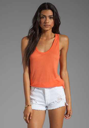 Kain Sheer Jersey Brier Tank