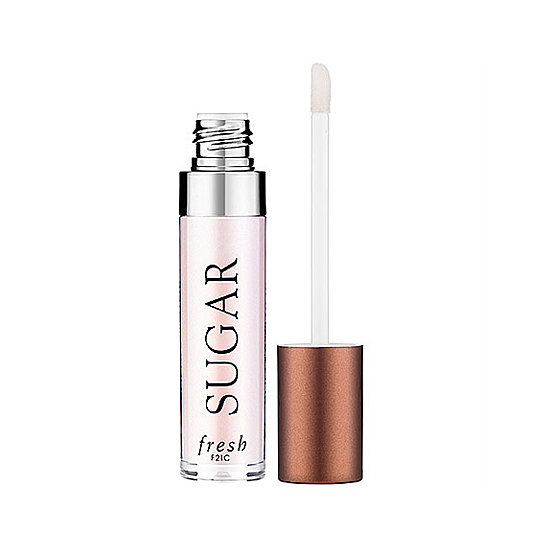 Fresh's Lip Scrub is already on my must-have list, but new to the Sugar line is the Shine Lip Treatment ($19). I'll be using it to add a natural shine and moisture to my favorite bold lip colors this season, and it's also perfect for getting that wet lip look poolside. —JC