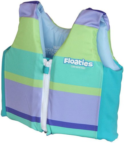 Floaties The Original Swim Vest Pastel Stripe - Infant