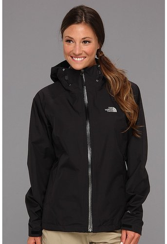 The North Face - RDT Rain Jacket (TNF Black/TNF Black) - Apparel