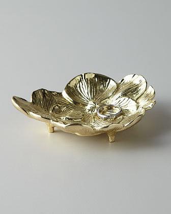 "Michael Aram ""Gold Orchid"" Mini Dish"