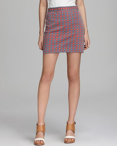 MARC BY MARC JACOBS Skirt - Molly Check Twill