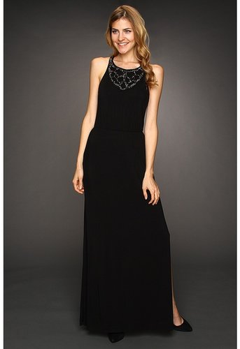 Michael Stars - Carine Maxi Dress (Black) - Apparel