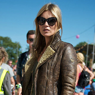 Celebrities At 2013 Glastonbury Festival: Sienna Miller