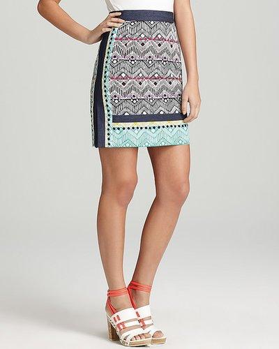 Nanette Lepore Skirt - Tinos Printed