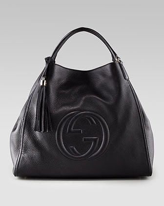 Gucci Large A-Shape Shoulder Tote