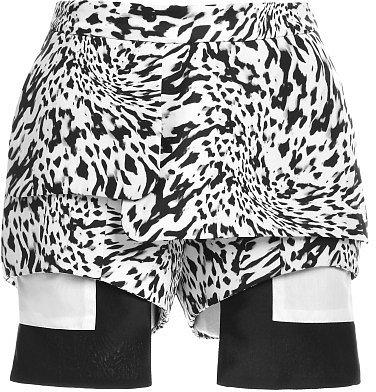 Preorder Ellery Black On White Vitreous Short