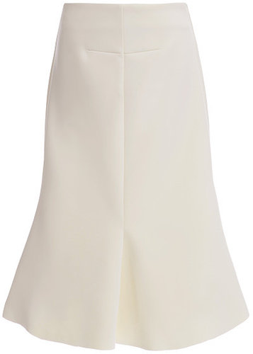 Preorder Ellery Custard Pagoda Skirt