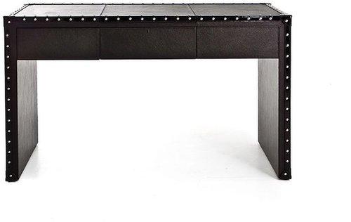 Black Orchid Denver black dressing table