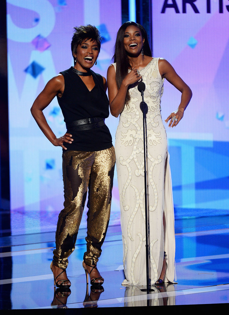 Gabrielle Union And Dwyane Wade Championship 2013 2013 BET Awards...
