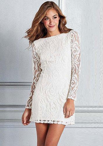 Nicolette Laina Lace Shift Dress