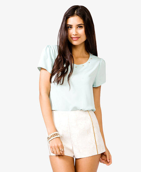 FOREVER 21 Bolted Stud Top