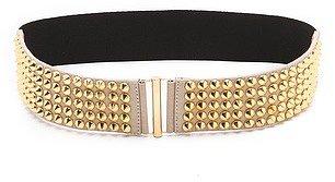 B-low the belt Studded Marianna Belt