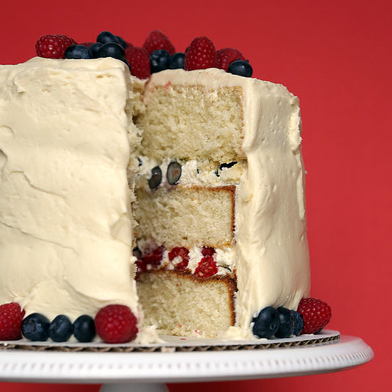 Red, White, and Blue Recipes