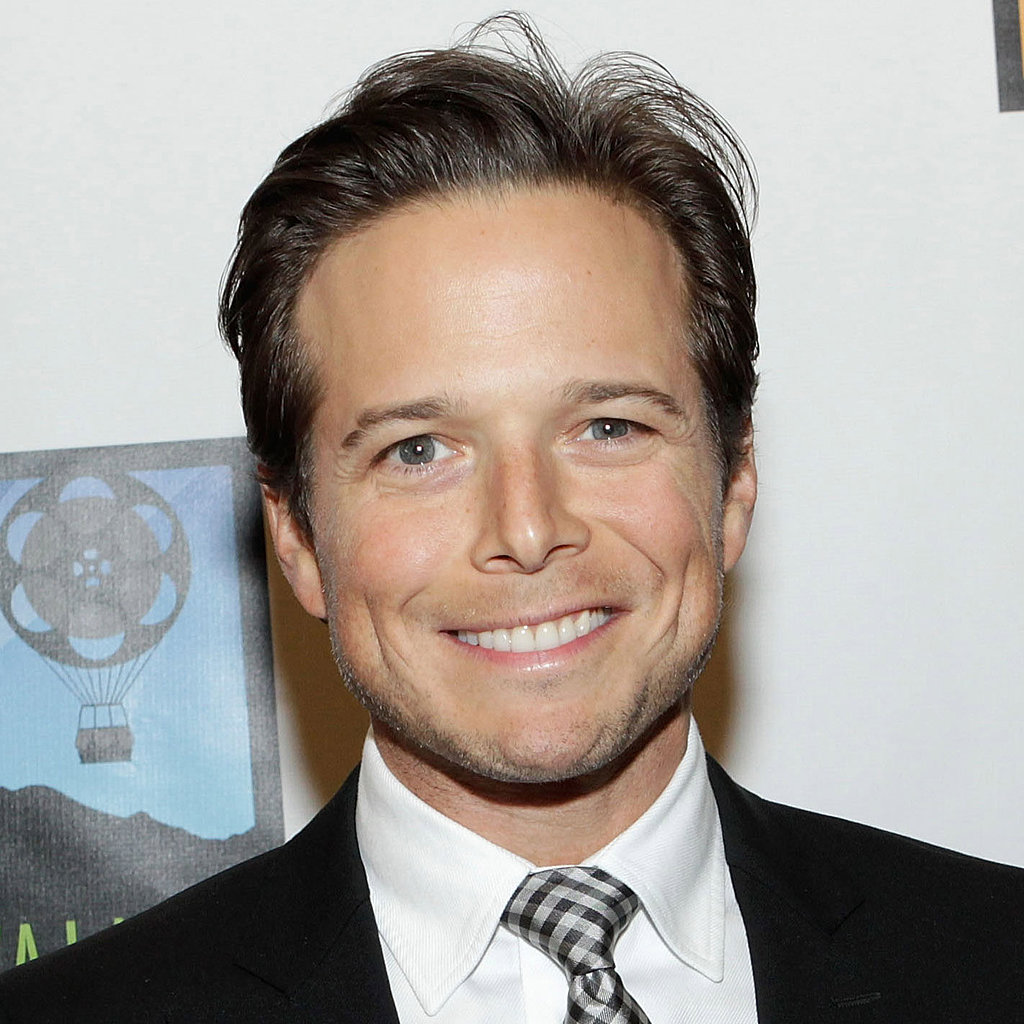 Scott Wolf Scott Wolf on Jennifer Love