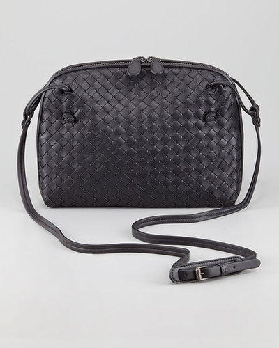 Bottega Veneta Veneta Small Crossbody Bag, Black