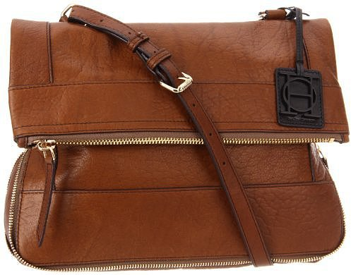 OH by Joy Gryson Women's Unzipped Foldover Messenger