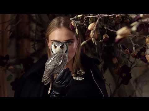 Watch Cara Delevigne Model in Mulberry's New Video