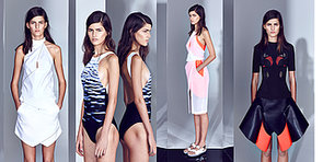 Dion Lee's Resort '14 Collection: Oil + Water