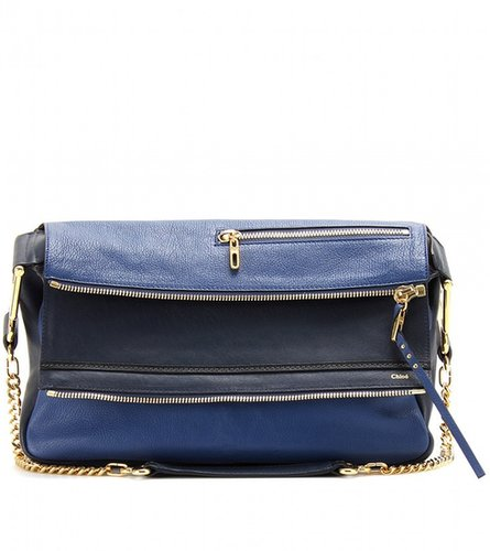 Chloé VANESSA MEDIUM LEATHER SHOULDER BAG