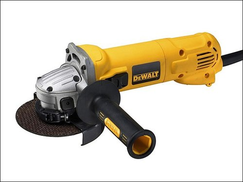 D28113KL Mini Angle Grinder In Kit Box 115mm 110 Volt | Power Tools 2 Buy