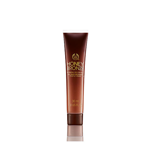 The Body Shop Honey Bronze Bronzing Face Gel, $29.95
